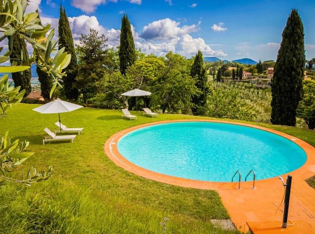 Toscana Lucca surroundings Country house & Villa Pool Internet