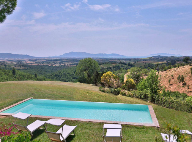 Natural Relax Cecchina.Oggio Villas And Country Houses Grosseto Tuscany