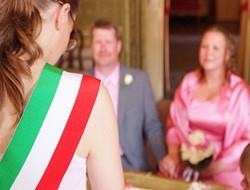 Bryllup i Toscana Italien