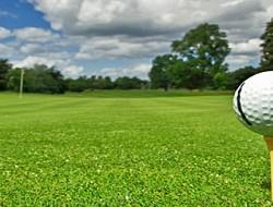 Spil golf i Toscana