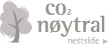 CO2 nøytrale  logo